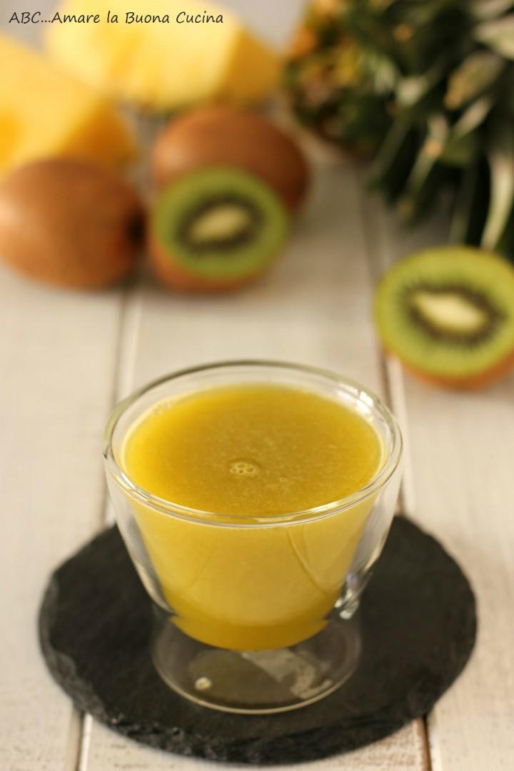 estratto ananas e kiwi 2