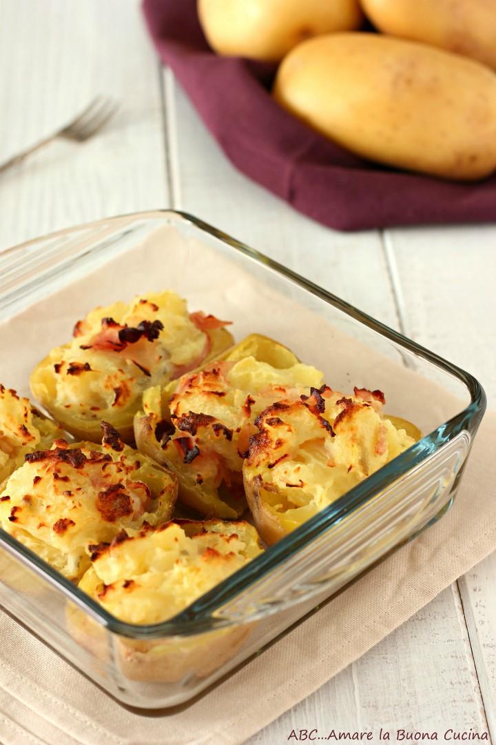 patate ripiene con cotto e gorgonzola 2