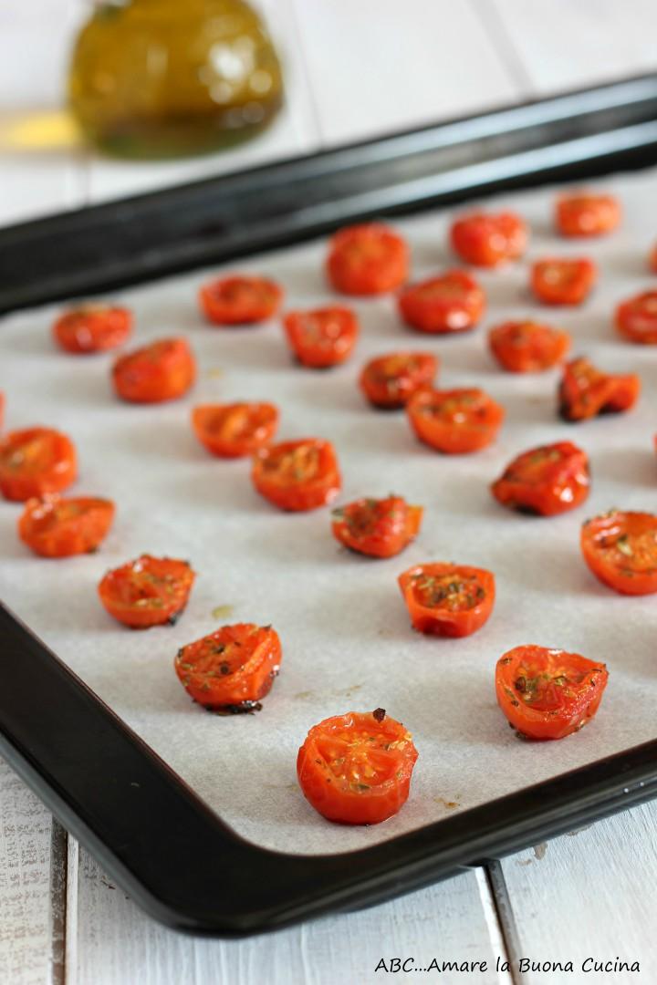 pomodorini al forno 2