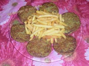 hamburger zucchine