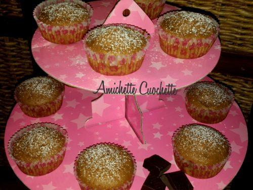 Muffin al cioccolato ed arancia di Luca Montersino