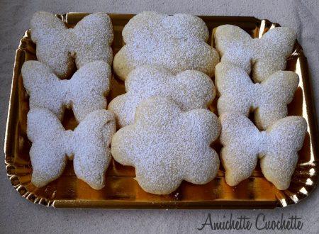 Biscotti semi integrali alla panna