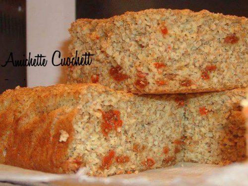 Torta MORO con bacche di goji