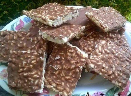 Kinder cereali home made