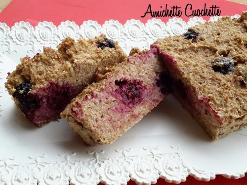 Plumcake alle due crusche