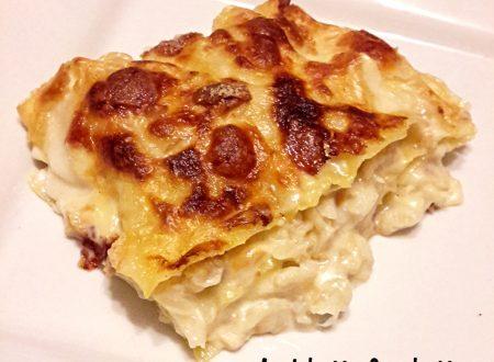 Lasagne vegetariane al cavolfiore