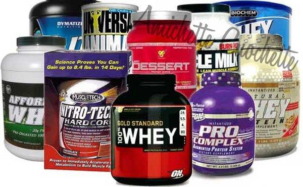 Le proteine in polvere per la dieta Dukan