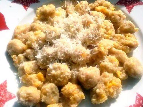Gnocchi di carote ricetta di Annalisa