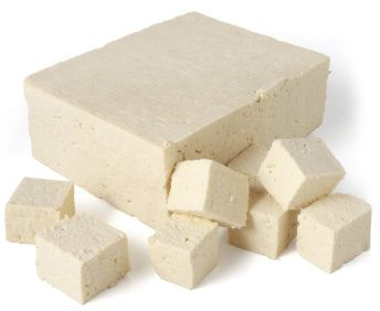 Ricette con il tofu'