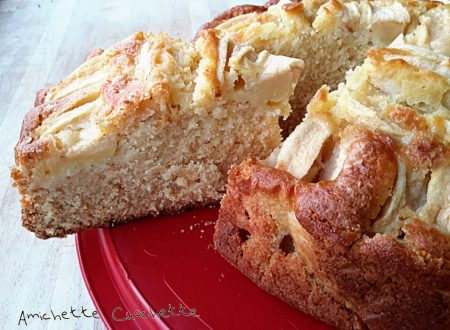 Torta nordica di mele e zenzero