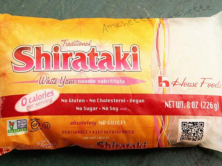 Shirataki cosa sono dove si trovano