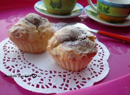 Kinder muffin brioche