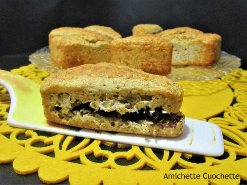 Torta Moro alle due crusche e yogurt