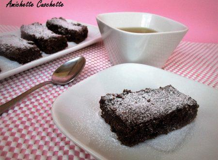 Frollini al cacao con farina di mais