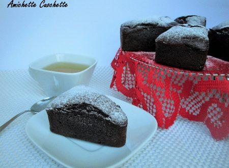 Torta light al cacao bimby