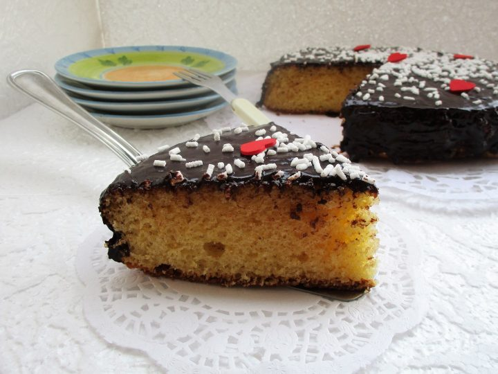 Torta Sette Vasetti Bimby