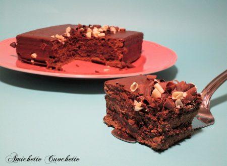 Mattonella al triplo cioccolato