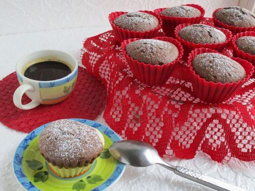 Muffin variegati al nesquik bimby