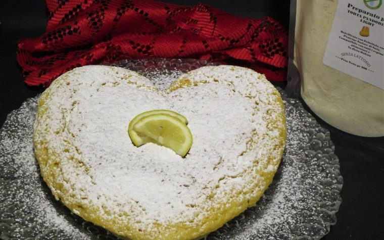 Torta limonina light