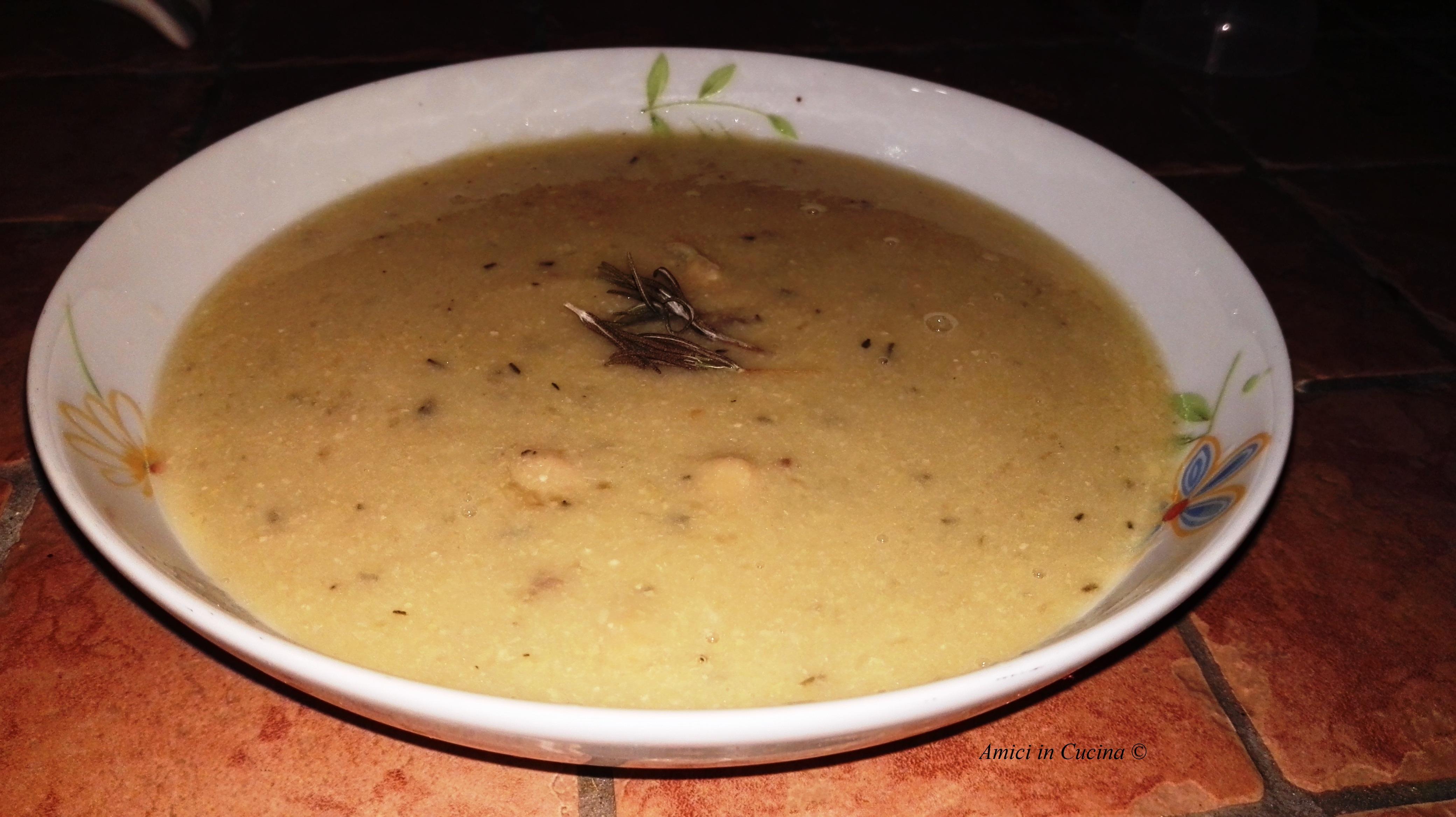 Zuppa di Ceci - Gustosa e nutriente