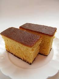 PAN DI SPAGNA - ricetta base per torte