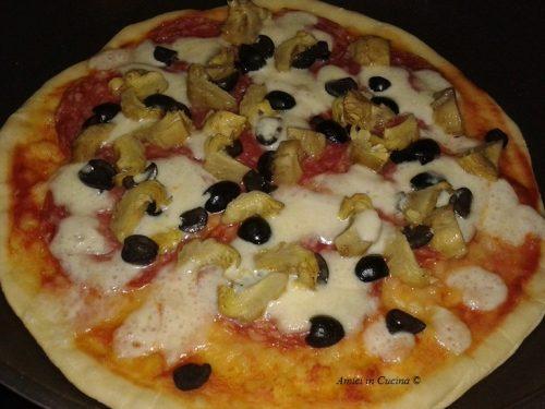 Pizza Bimby – inviataci da Giorgia