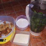 Pesto di zucchine e basilico