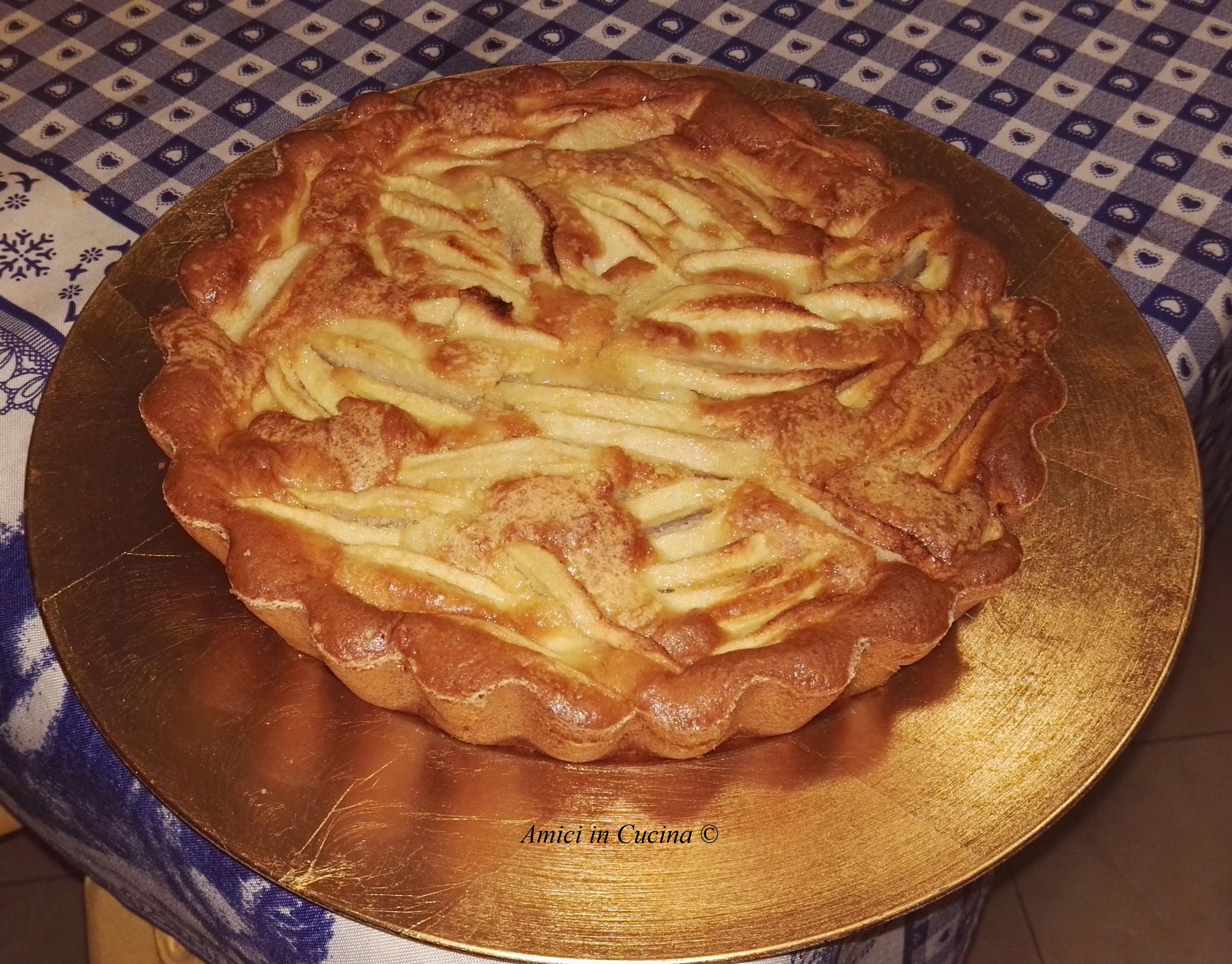 Torta di mele senza burro – Inviataci da Paola