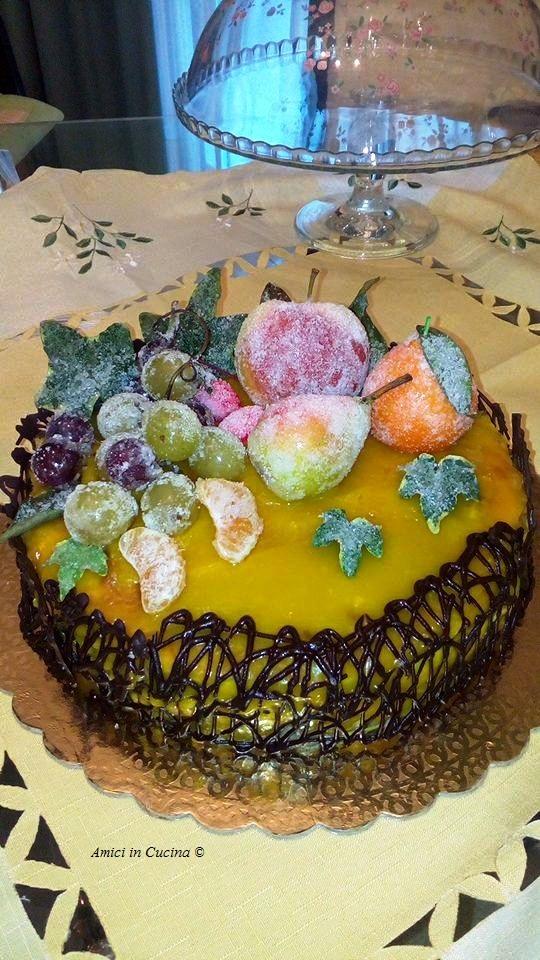 Torta di compleanno   Katia | I dolci di amici in cucina