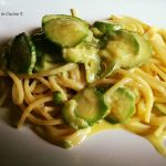 Spaghetti alla carbonara di zucchine - Ivana R.