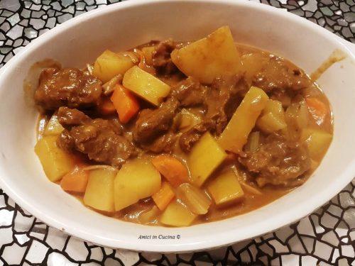 Spezzatino di manzo con patate Bimby – Milva