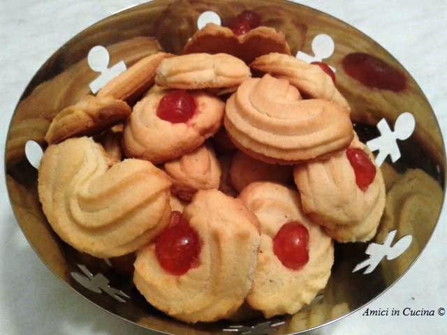 Biscotti di pasta frolla - Angela V.