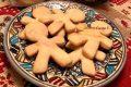 Biscotti pan di zenzero – Elisa T.
