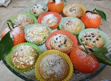Muffin con frutta secca– Ivana R.