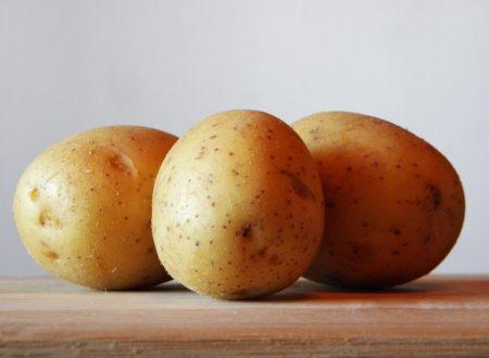 Bastoncini di patata gratinati