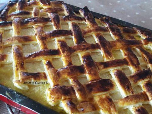 Gateau di patate in crosta di sfoglia – Vanessa C.