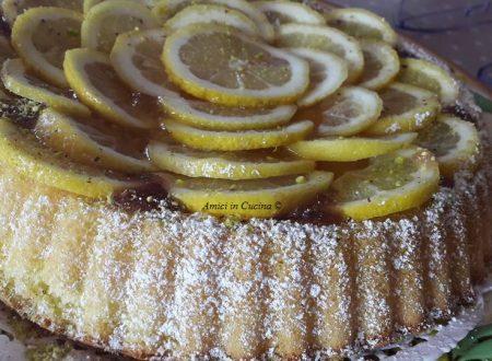 Crostata morbida al limone – Vanessa C.