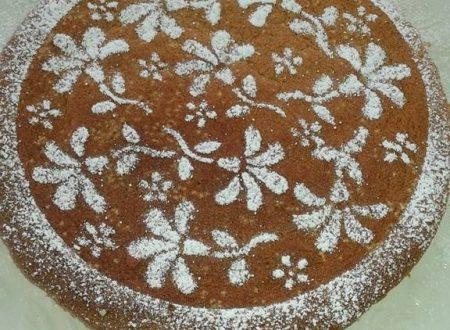 Torta di mandorle senza farina (gluten free)– Christine C.