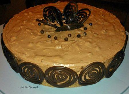 Cheesecake Gianduia – Tessa G.