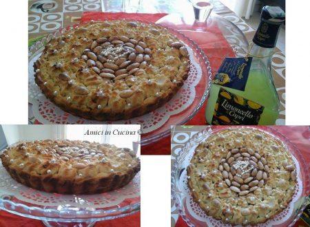 Torta Linz – Linzer Torte – pasta frolla e mandorle – Rita D.