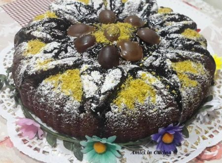 Torta Frullata al Cioccolato – Vanessa C.