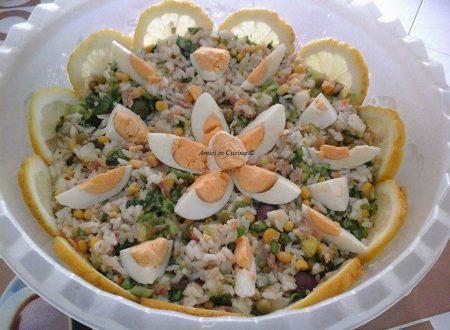 Insalata di riso – piatto tipicamente estivo