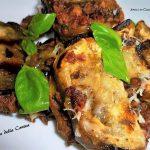 Antipastini di melanzana con tonno e olive nere - VIDEO – Corrado L.