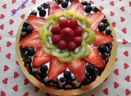 Torta ai frutti di bosco – Carmen G.