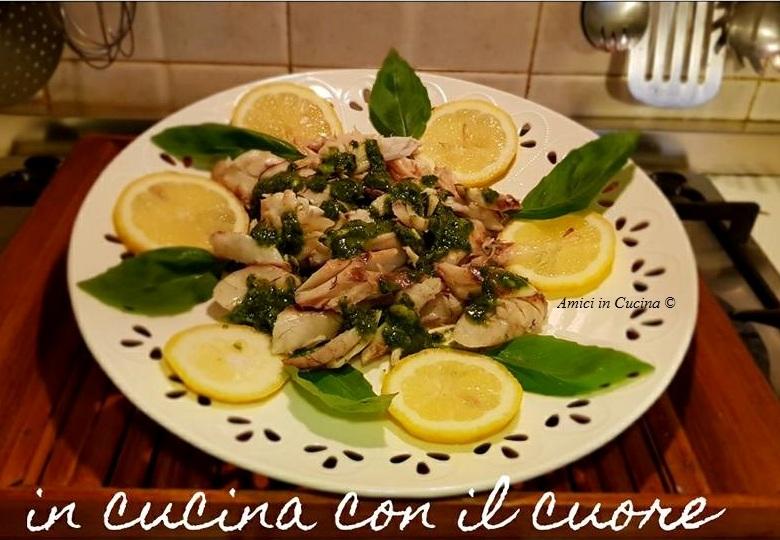 Ricette cucina ombrina