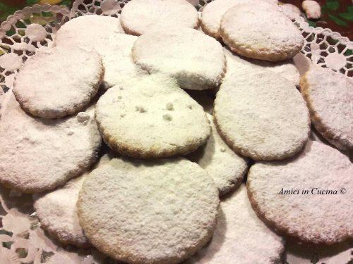 Biscotti algerini Palermitani – Rita M.