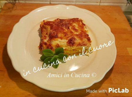 Lasagna zucca, ricotta e speck – Eleonora F.