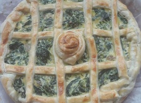 Torta Pasqualina Rivisitata – Bea Batini