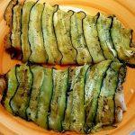 Filetti di merluzzo avvolti in zucchine - Daniela Vecchiato