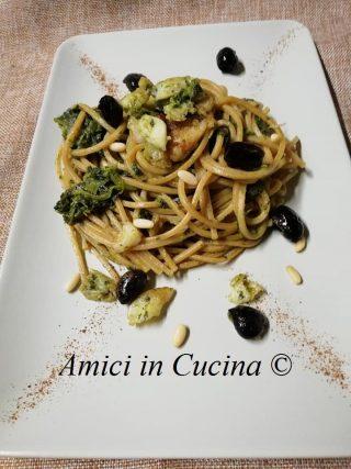 baccalà e broccoli